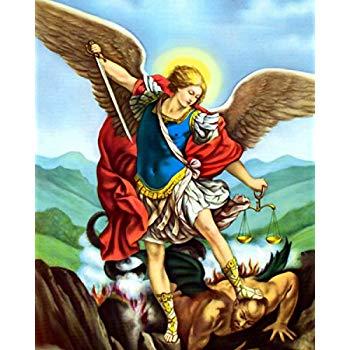 Oración San Miguel Arcángel protección cuidado