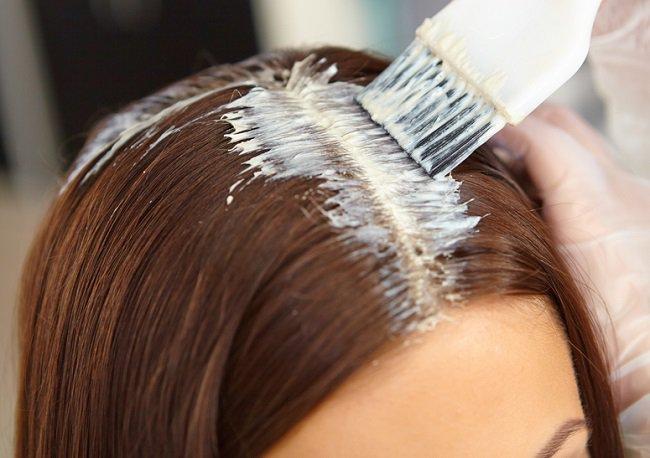 como teñir cabello
