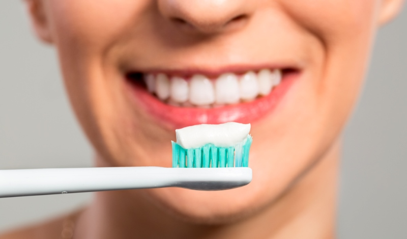 tener buena salud dental