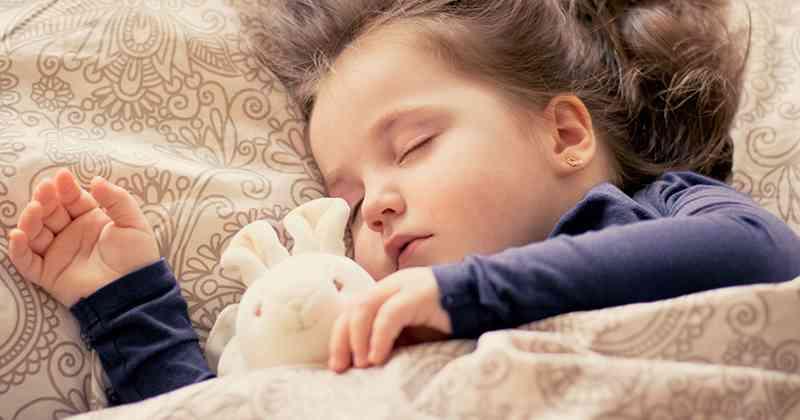 Consejos útiles para que los niños duerman mejor