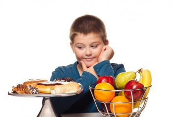 Prevenir obesidad infantil