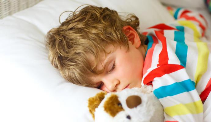 Tips para dormir para niños